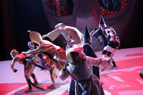 Oper Köln Benvenuto CelliniLa Fura dels BausKHP 09.11.2015