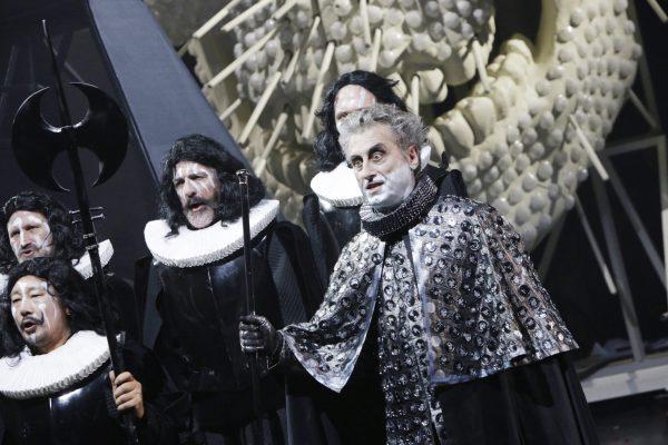 Oper Köln Benvenuto CelliniLa Fura dels BausOrchesterhauptprobe 10.11.2015